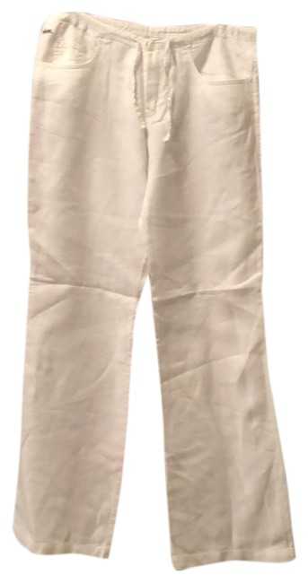 Lacoste Relaxed Pants white Image 0