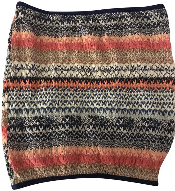 Item - Multicolor Mare Tube Top Cover-up/Sarong Size 6 (S)