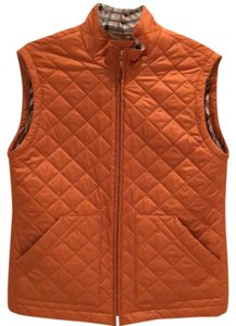 Burberry Classic Quilted Check Vest