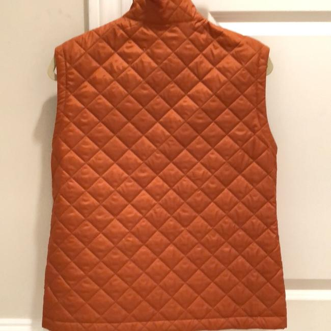 Burberry Classic Quilted Check Vest Image 1