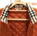 Burberry Classic Quilted Check Vest Image 3