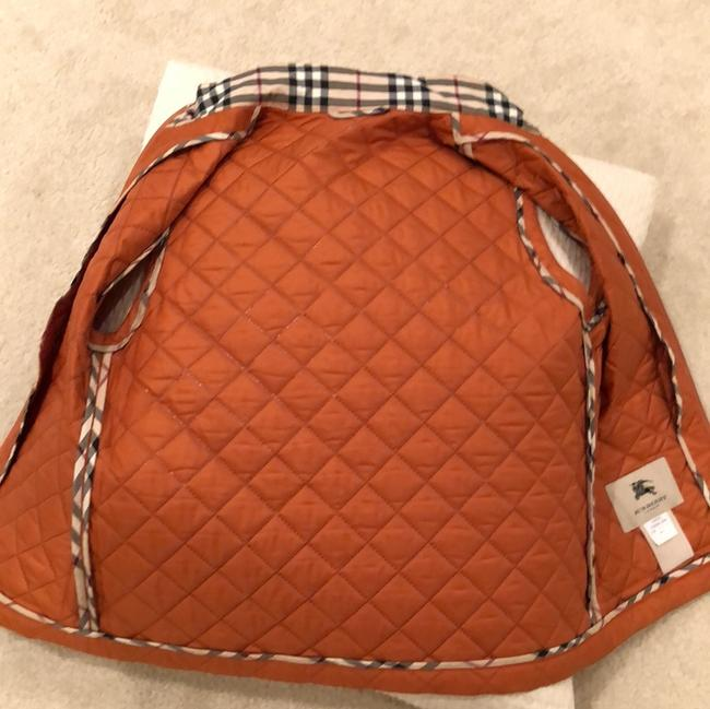 Burberry Classic Quilted Check Vest Image 4