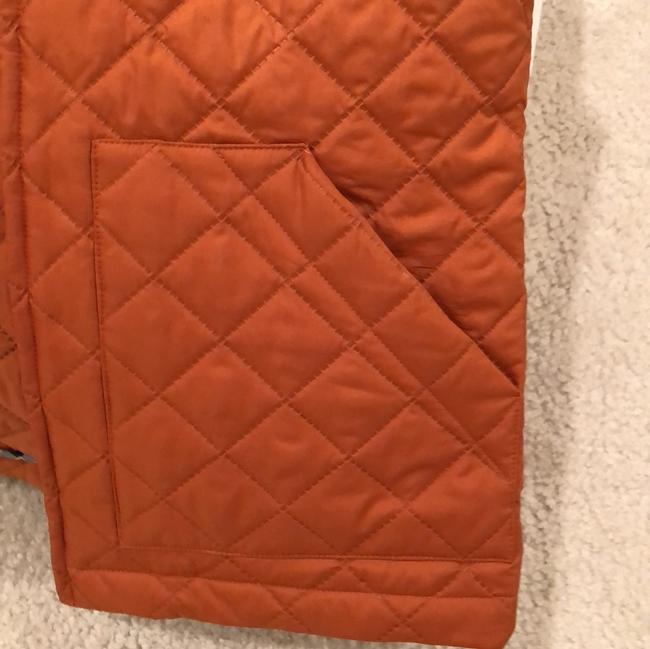 Burberry Classic Quilted Check Vest Image 5