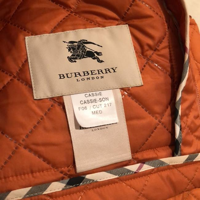 Burberry Classic Quilted Check Vest Image 8