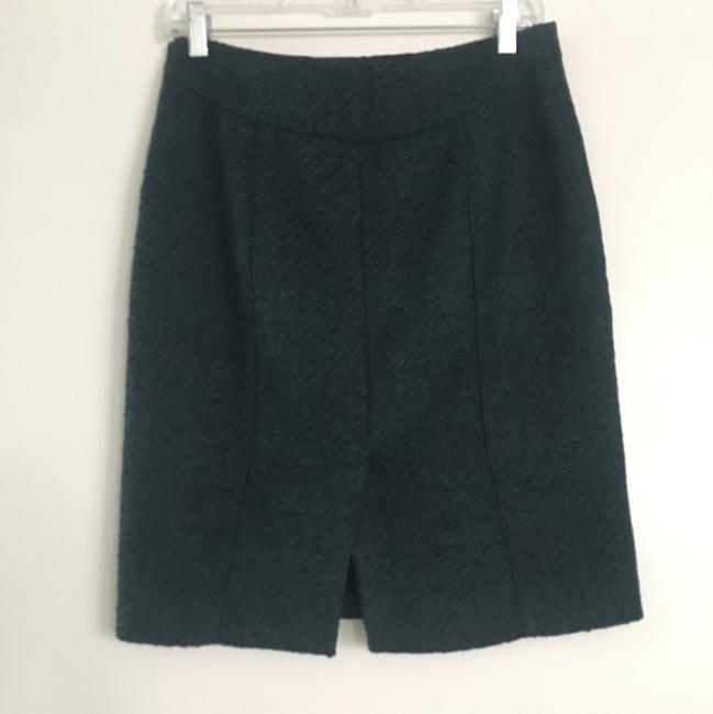 Banana Republic Skirt Green, Black Image 5