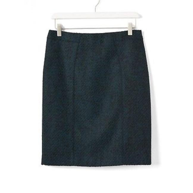 Banana Republic Skirt Green, Black Image 6