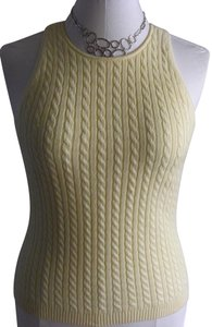 Gap Cable Knit Sleeveless Tank Sweater