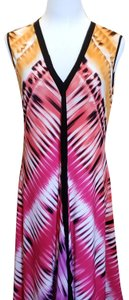 Multicolr Maxi Dress by Peter Nygard