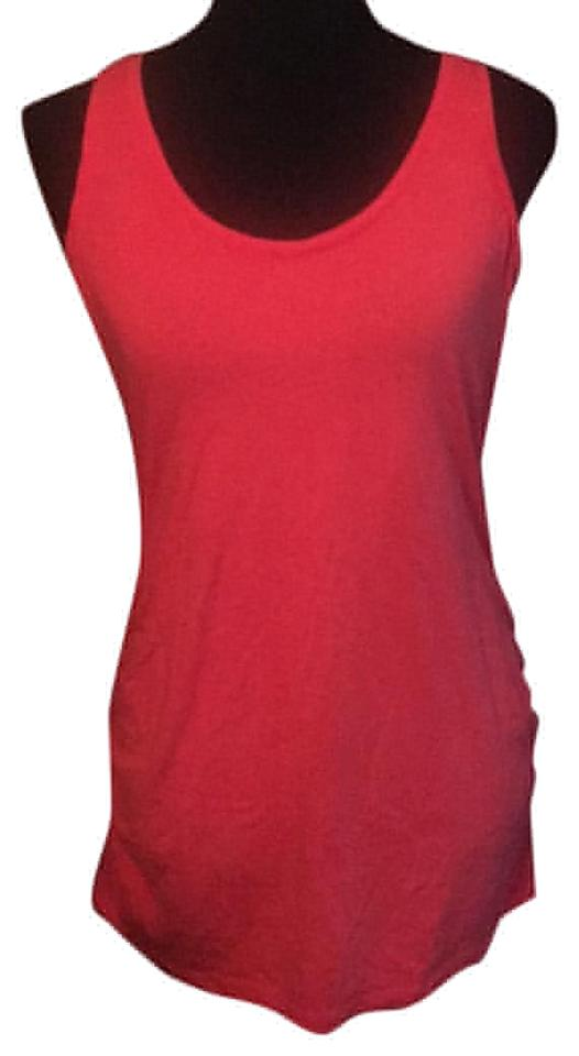 a5798b5bef188 Motherhood Maternity Ruched tank top ...
