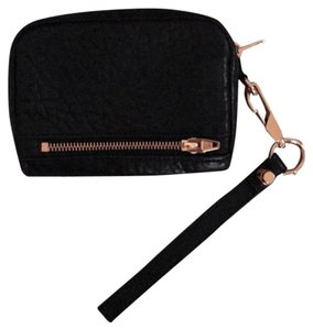 Alexander Wang Wristlet in Rose Gold