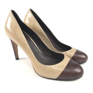 Cole Haan Patent Leather Heals Nike Air Brown Pumps
