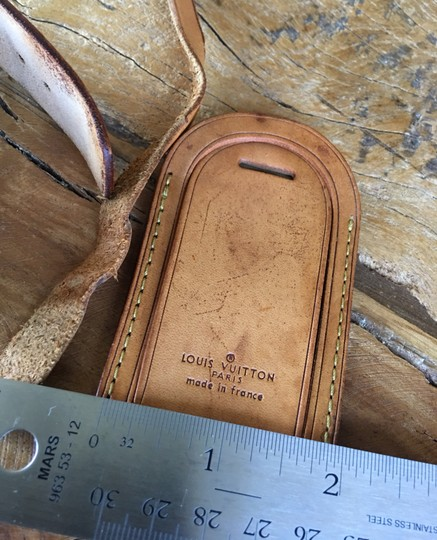 Louis Vuitton Louis vuttion luggage tag Image 3