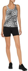 NORMA KAMALI New with Tags Norma Kamali black and white tank