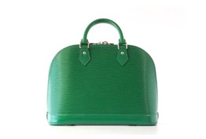 Louis Vuitton Tote in Menthe green
