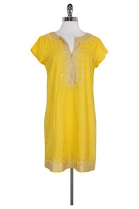 Calypso St. Barth Embroidered Tunic