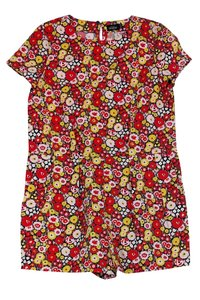 Kate Spade Saturday Floral Print Dress