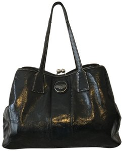Coach Tote F15658 F15658 Purse Satchel in Black
