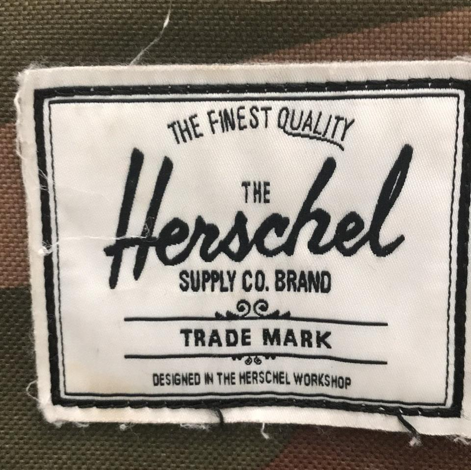 07823a0ad99 Herschel Supply Co. Pop Quiz Woodland Camo Zip Camo Backpack - Tradesy