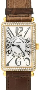 Franck Muller Franck Muller Long Island Master of Complications Yellow Gold Warranty