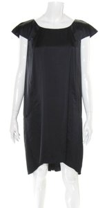 Brian Reyes short dress Black High Low Edgy Architectural on Tradesy