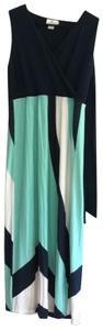 mint white navy Maxi Dress by Vineyard Vines
