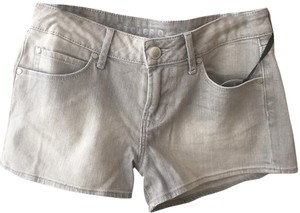 Articles of Society Sexy Summer Mini/Short Shorts Grey Denim