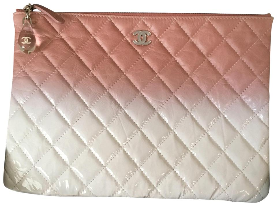 5708d1a3699f Chanel New Ombré O Case Clutch - Tradesy