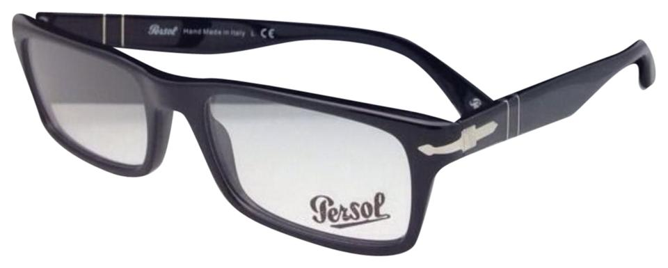 24c96aa829 Persol New PERSOL Rx-able Eyeglasses 3050-V 95 55-18 145 Rectangular ...