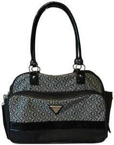 Guess Black Diaper Bag