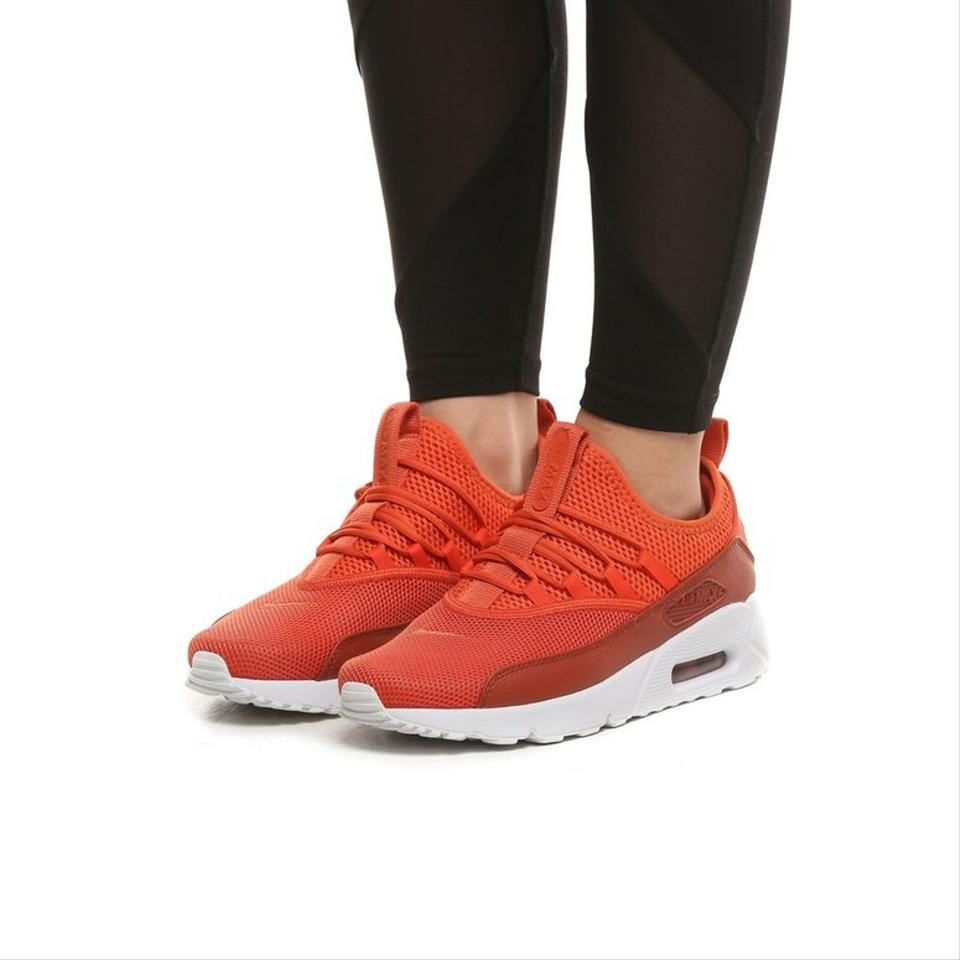 more photos 2f56c dfe7e Nike Women's Air Max 90 Ultra 2.0 Ez Coral Foot Hugging Bootie Construction  Teams Up with A Lightweight Mesh Sneakers Size US 7 Narrow (Aa, N) 28% off  ...