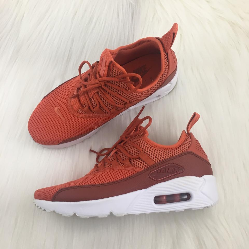 more photos 891cd 75086 Nike Women's Air Max 90 Ultra 2.0 Ez Coral Foot Hugging Bootie Construction  Teams Up with A Lightweight Mesh Sneakers Size US 7 Narrow (Aa, N) 28% off  ...