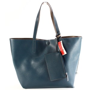 Style & Co Tote in brass and storm