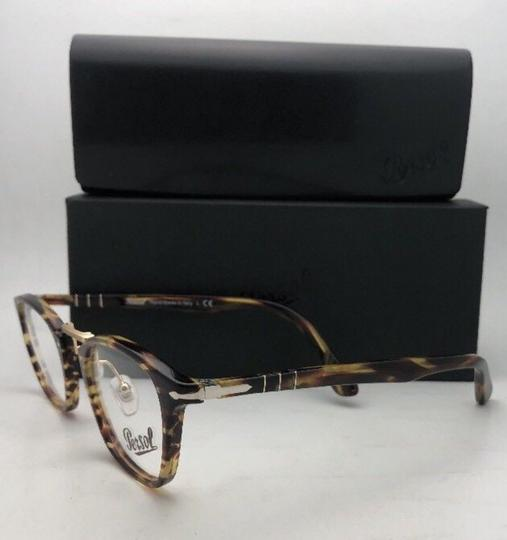 Persol New PERSOL Eyeglasses Typewriter Edition 3109-V 938 47-22 Green Stripe Image 4