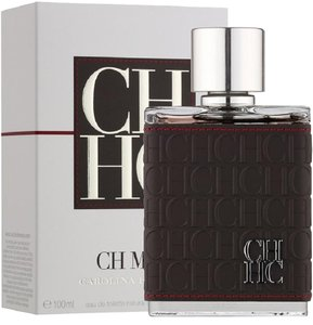 Carolina Herrera CHHC by C.HERRERA 3.4 oz/100 ml EDT Spray for Men,New/Sealed.
