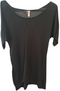 Gap Ruched Cute Ruched Top Black