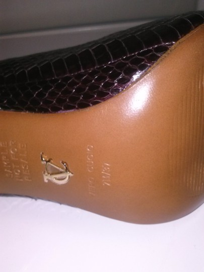 Vince Camuto Brown/bergundy Boots