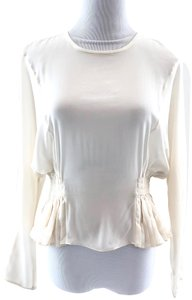 Tanya Taylor Top Off-White