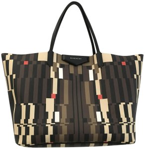 Givenchy Tribal Antigona Tote in Multicolor