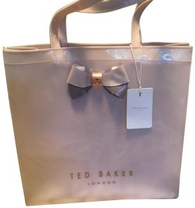 Ted Baker Tote in Powder Puff Pink