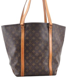 Louis Vuitton Cabas Lv Mono Shopper Piano Shoulder Bag