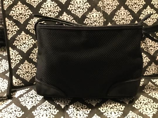 Preload https://img-static.tradesy.com/item/23435693/the-sak-and-crochet-black-leather-shoulder-bag-0-0-540-540.jpg