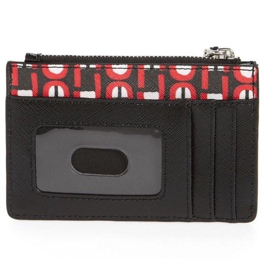 Marc Jacobs Snapshot Scream Zip Wallet Credit Card Case Image 1