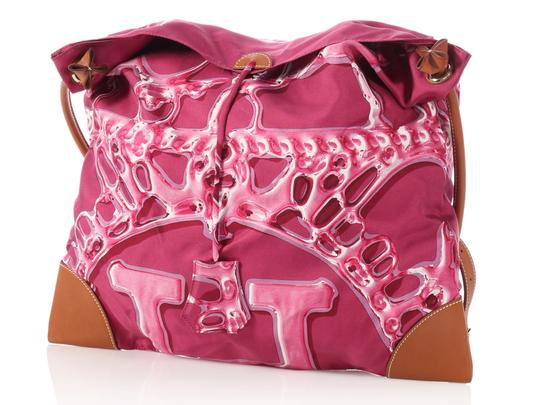 Hermès Hr.p0425.08 Vif Argent Barenia Leather Reduced Price Tote in Pink Image 1