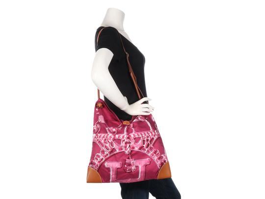 Hermès Hr.p0425.08 Vif Argent Barenia Leather Reduced Price Tote in Pink Image 11
