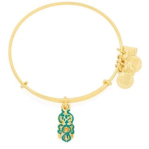 Alex and Ani Octopus Charm Bracelet