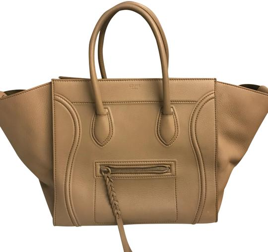 Preload https://img-static.tradesy.com/item/23436089/celine-cabas-phantom-celineceline-grained-medium-khaki-calfskin-leather-satchel-0-1-540-540.jpg