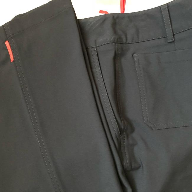 Prada Boot Cut Pants Black Image 2