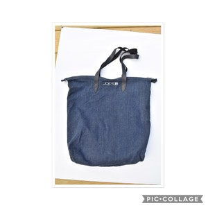 JOE'S Jeans Tote in dark blue