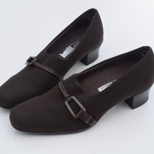 Munro American brown Pumps Image 5