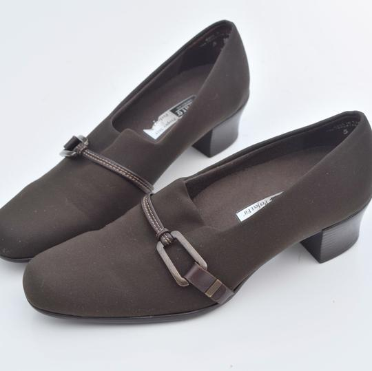 Munro American brown Pumps Image 7